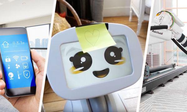 9 innovations qui vont révolutionner la vie à la maison pour les dix prochaines années