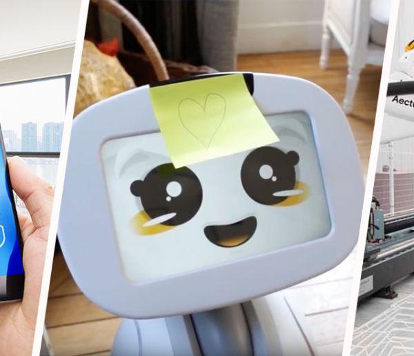 robots à la maison