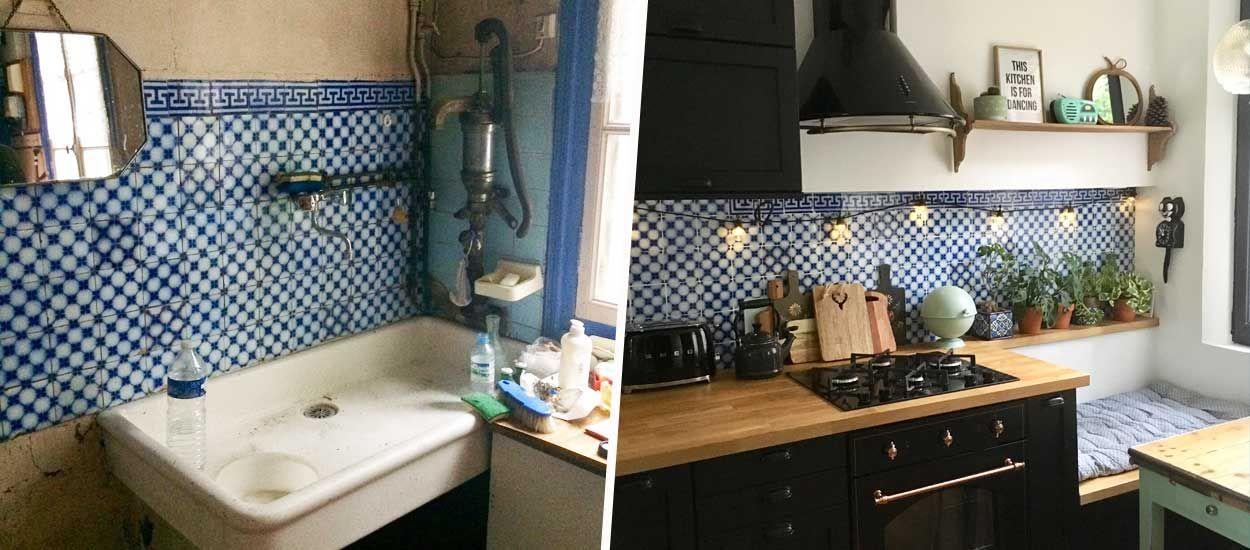 Avant / Après : quand deux passionnés de vintage rénovent une maison du XIXe siècle
