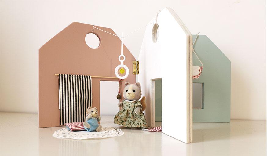 maison de poupées livre étape 9