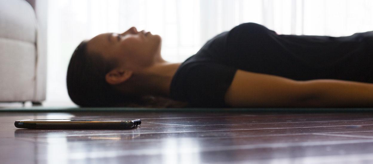 Les applications de méditation vous rendent dépendants et ne diminuent pas le stress