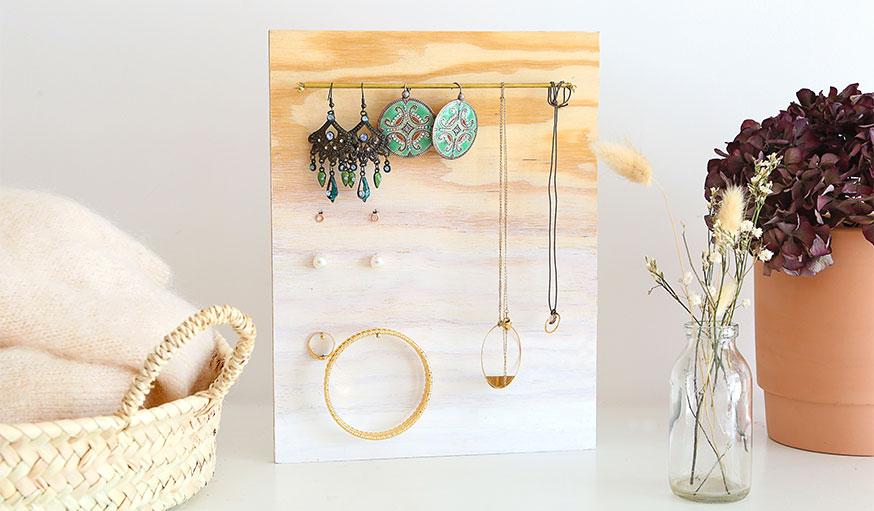 tutoriel porte-bijoux étape 12
