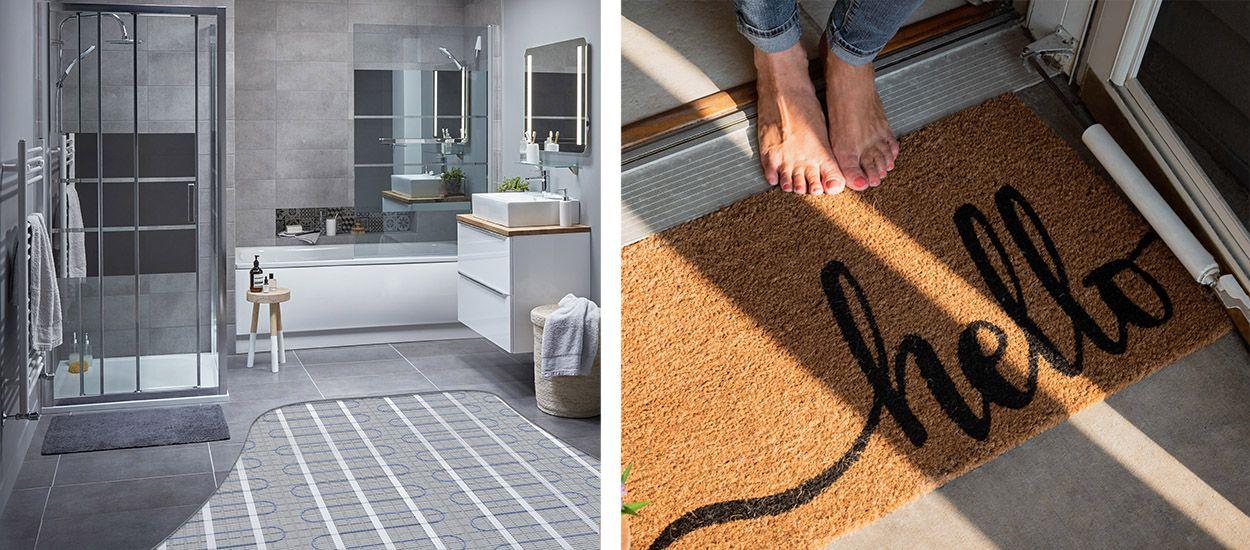 5 avantages du chauffage au sol qui vont vous convaincre de vivre pieds nus