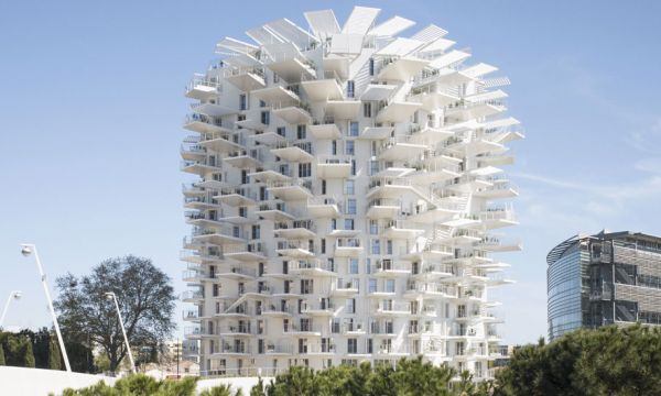 Cet immeuble résidentiel de Montpellier a été élu le plus beau du monde !
