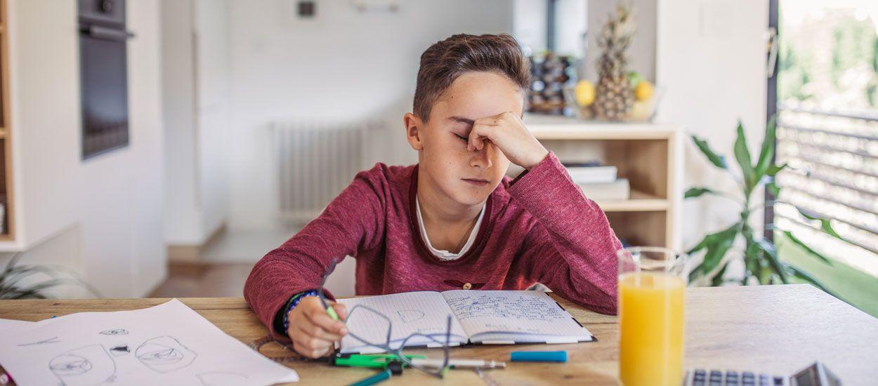 Les enfants (aussi) héritent de la charge mentale : nos exigences les épuisent !