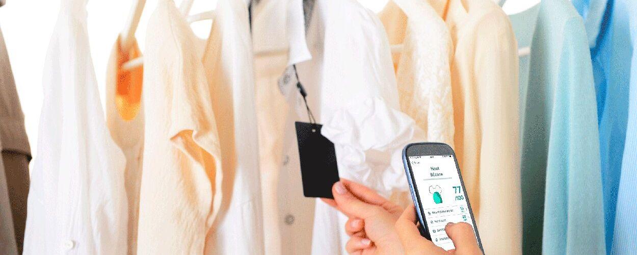 Cette appli mesure l'impact environnemental de vos vêtements
