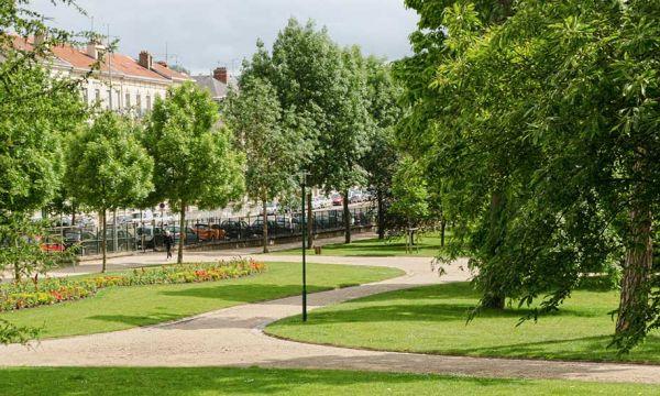 Voici le classement des villes les plus vertes de France
