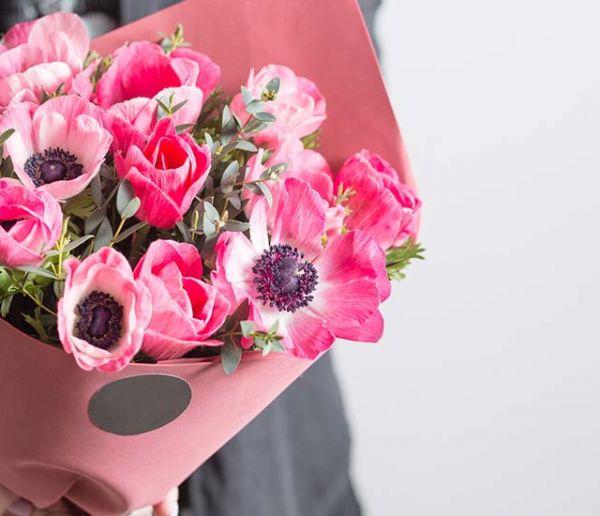 Stop aux roses pour la Saint-Valentin, voici des fleurs de saison locales à offrir !