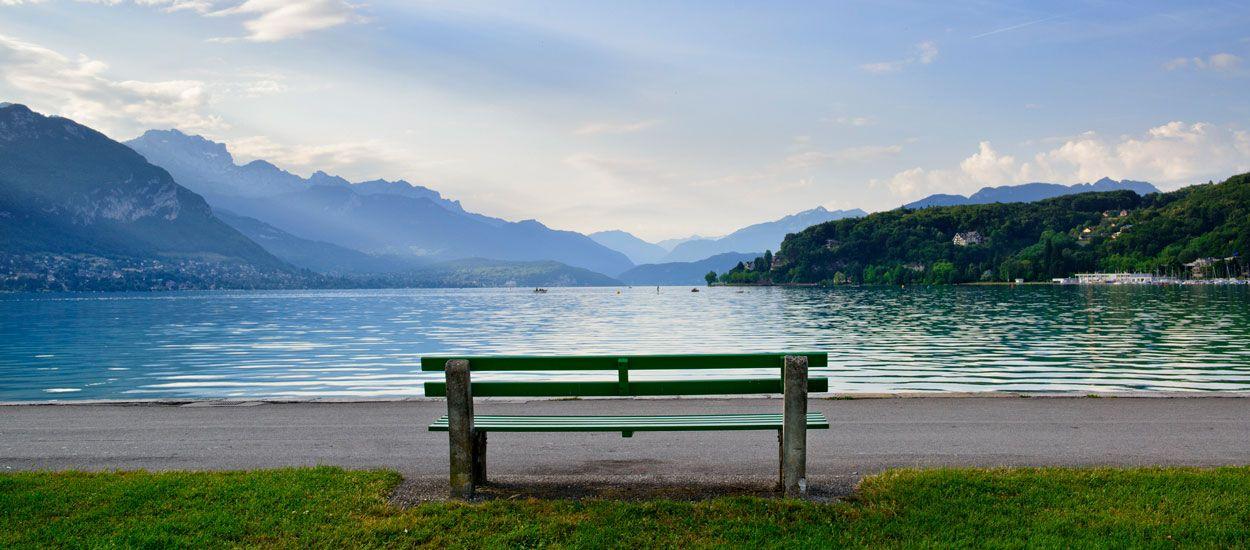 À Annecy, 1500 logements vont être chauffés grâce à l'eau du lac