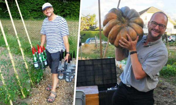Cet ingénieur a mis au point un goutte-à-goutte solaire pour économiser l'eau