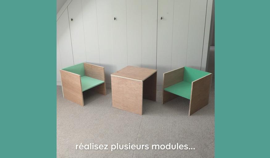 Tutoriel fauteuil Montessori final 1