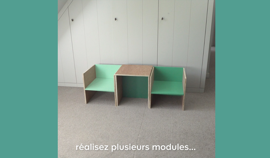Tutoriel fauteuil Montessori final 2
