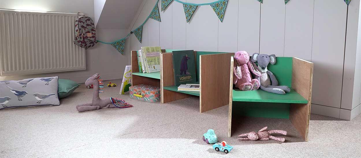 Tuto : Fabriquez un fauteuil Montessori pour votre enfant