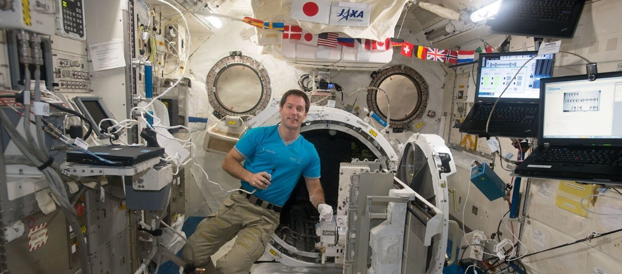 Coronavirus : L'astronaute Thomas Pesquet vous propose un