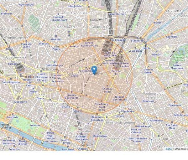 Confinement : comment savoir si vous êtes à 1 km de votre habitation ?