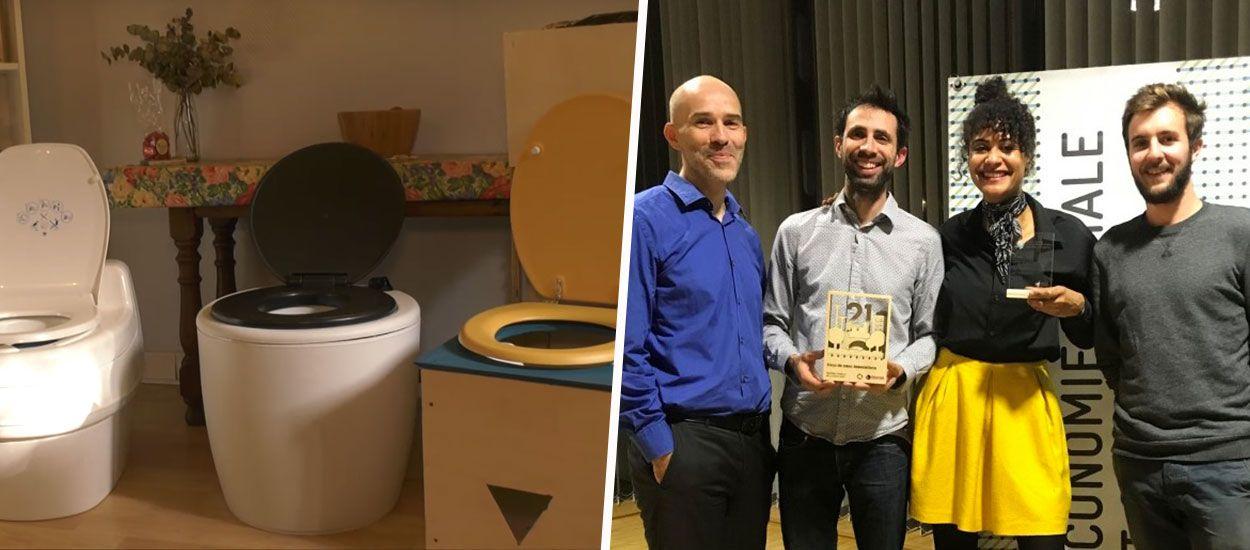 À Bordeaux, 35 bénévoles vont tester des toilettes sèches en appartement pendant deux ans