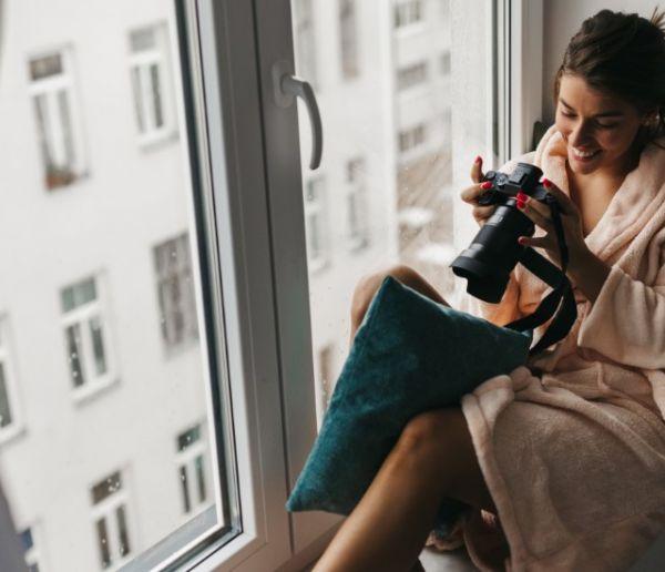 La Maison Européenne de la Photographie organise un concours sur Instagram sur le thème de la fenêtre