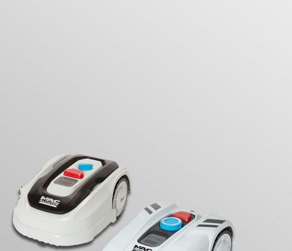 Robot tondeuse MAC ALLISTER