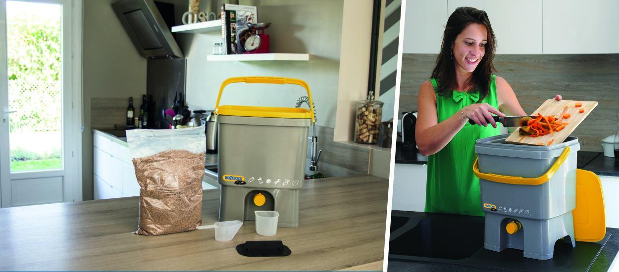 Le bokashi : l'alternative au composteur pour recycler ses déchets dans sa cuisine