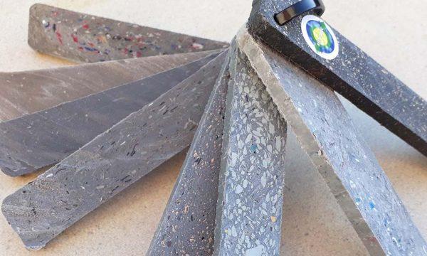 Cette entreprise veut recycler 100 % des déchets plastiques pour créer un nouveau matériau
