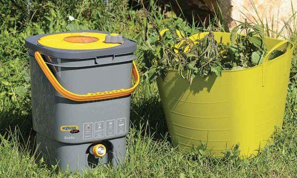Faites votre engrais naturel facilement grâce à cette machine à purin