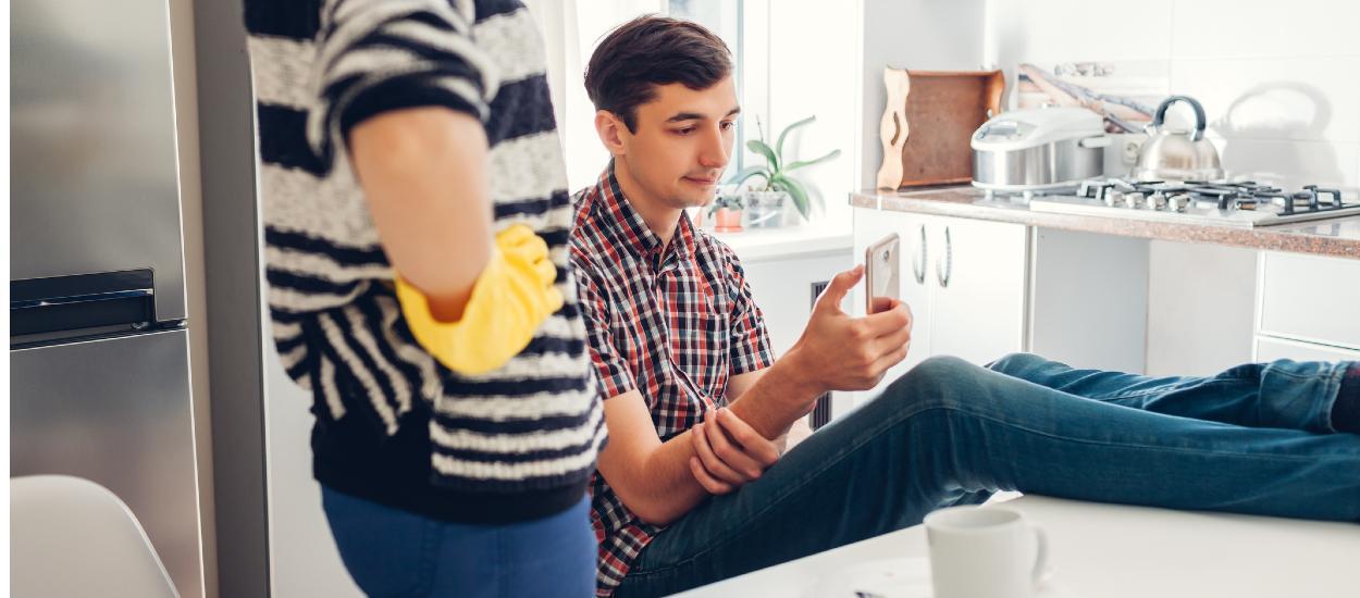 Mesurez comment les tâches sont réparties dans votre couple grâce à cette appli