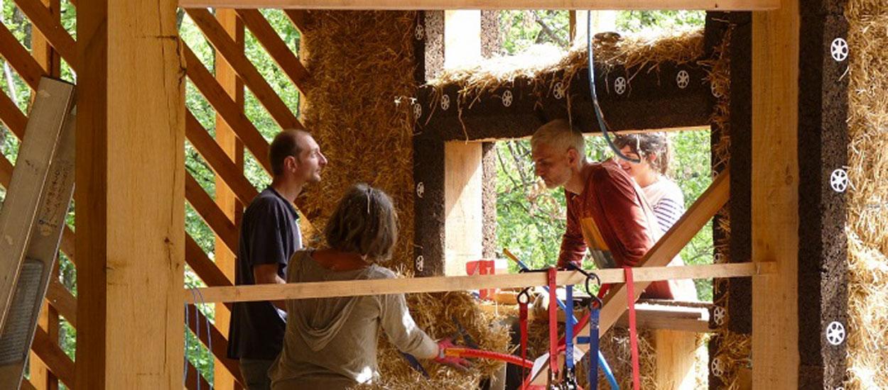 Découvrez l'éco-construction en participant à ces 250 rencontres gratuites partout en France
