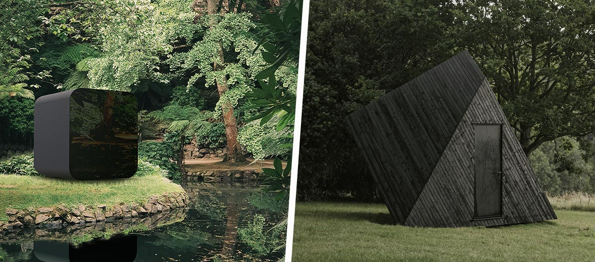 Comment télétravailler dans son jardin grâce à ces bureaux indépendants et design ?