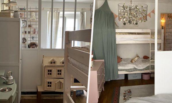 Aménager une chambre pour 3 enfants : trucs et astuces d'une maman créative