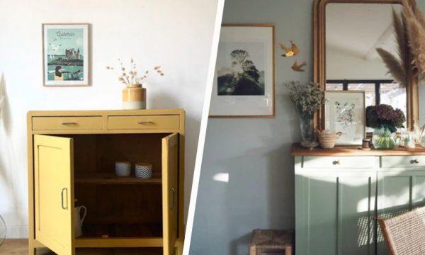10 nuances de peinture pour repeindre votre buffet parisien