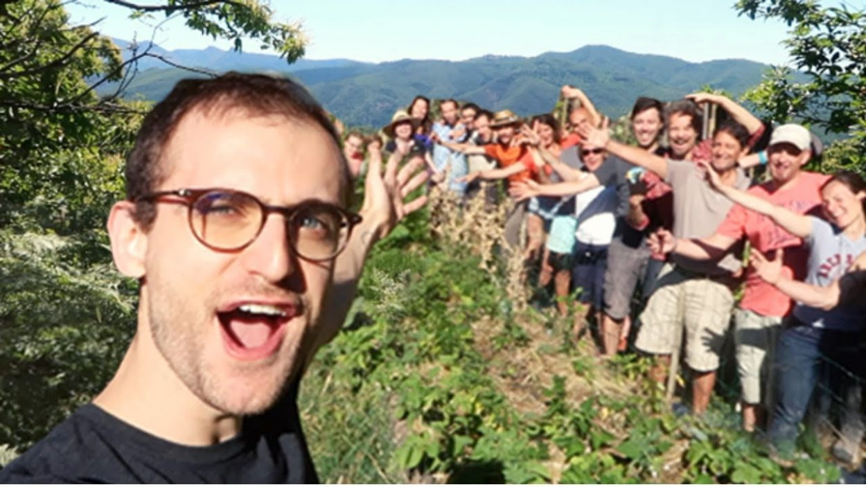 Il a passé des vacances dans un écolieu : une bonne idée pour réduire l'éco-anxiété !