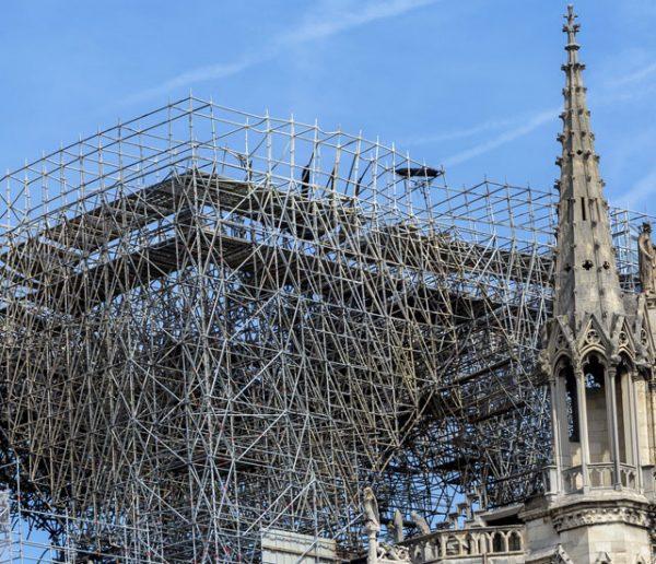 L'affaire est tranchée : Notre-Dame sera reconstruite à l'identique