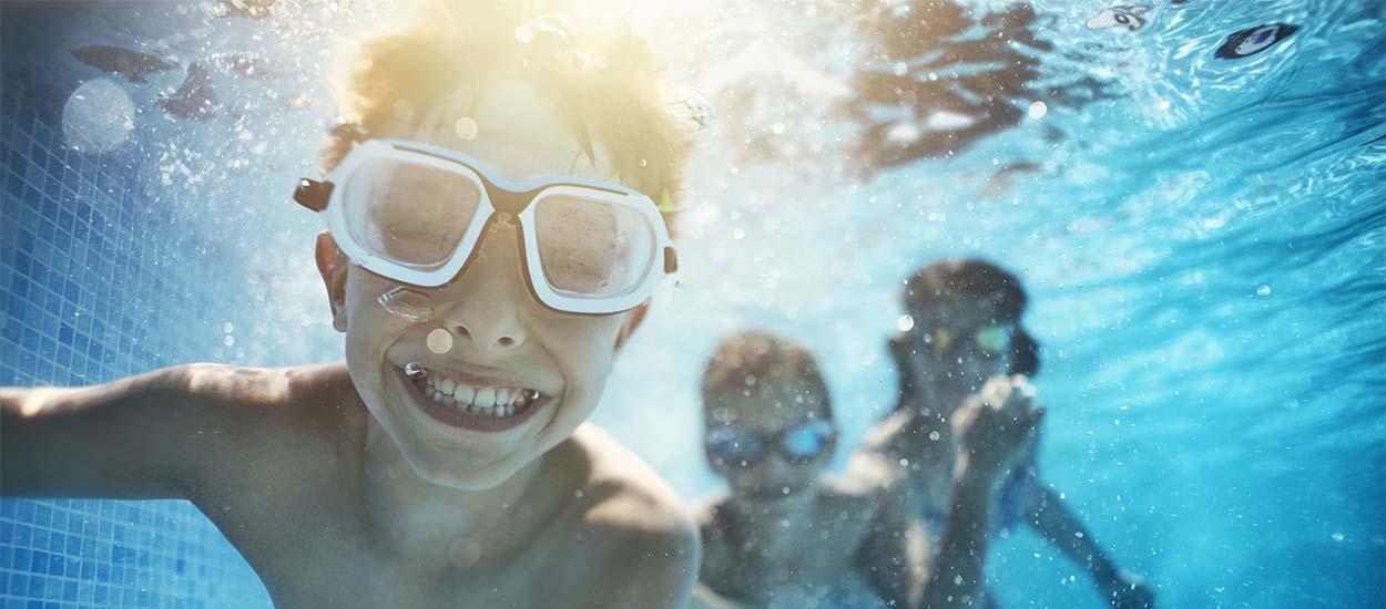 Sur Facebook, un papa partage son histoire et alerte sur les dangers de la piscine