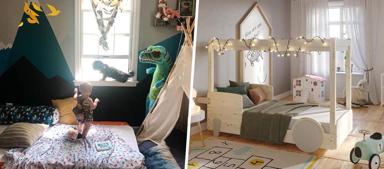 10 lits d'inspiration Montessori pour favoriser l'autonomie de votre enfant