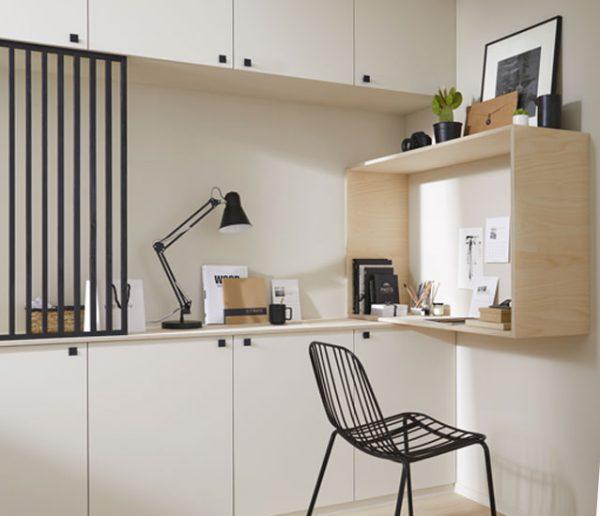 Optimiser l'espace chez soi