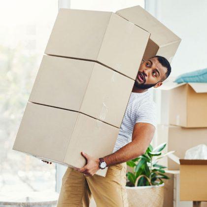 Comment déménager sans se casser le dos ?
