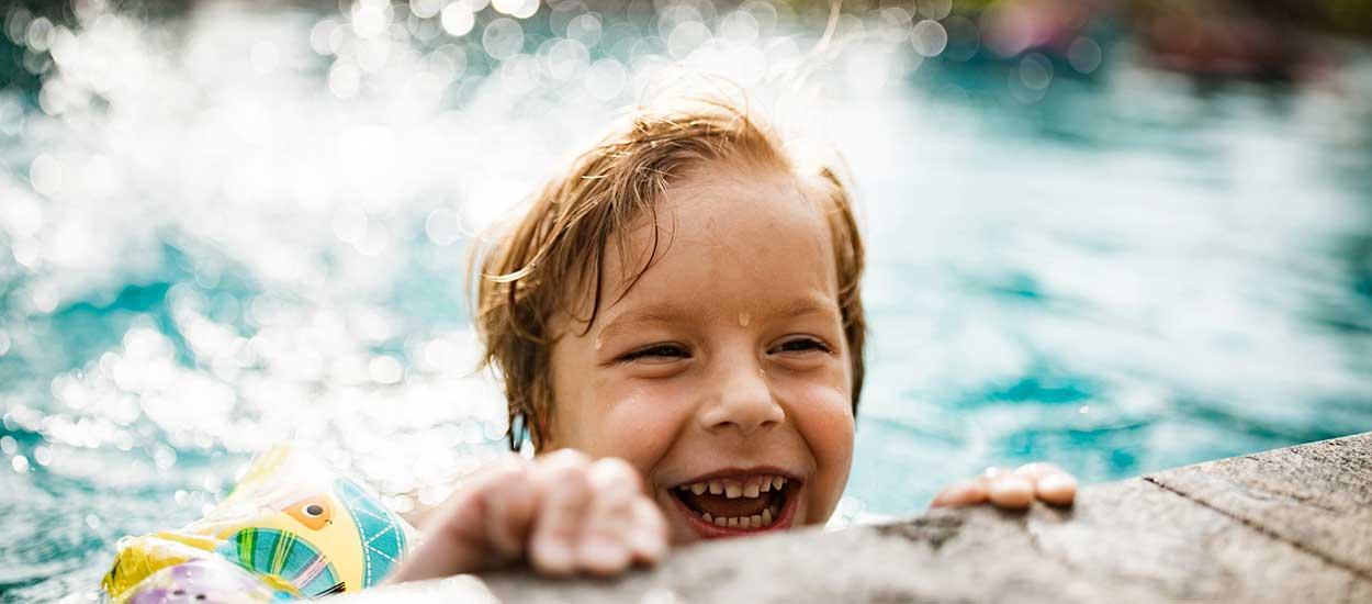 Les 10 meilleurs jeux de piscine pour les enfants
