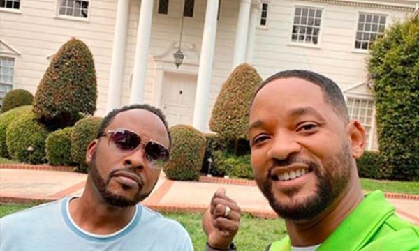 Will Smith propose de louer le temps d'une nuit la maison du Prince de Bel Air !
