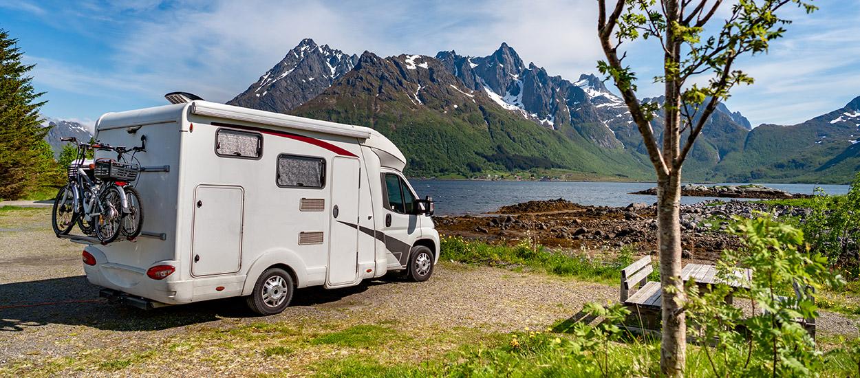 Vacances en camping-car : 7 conseils pour se lancer cette année !