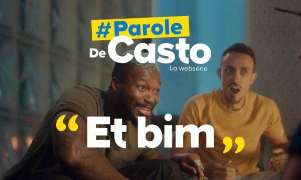 Castorama lance une web série de 8 épisodes avec en guest une star du foot !