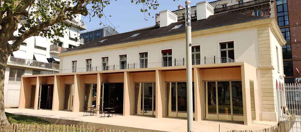 Découvrez la nouvelle Maison du Zéro Déchet à Paris, chantier exemplaire à base de réemploi
