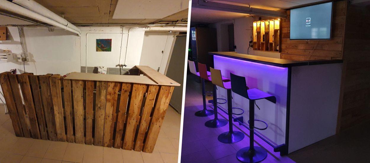 9 idées pour construire un bar dans votre salon