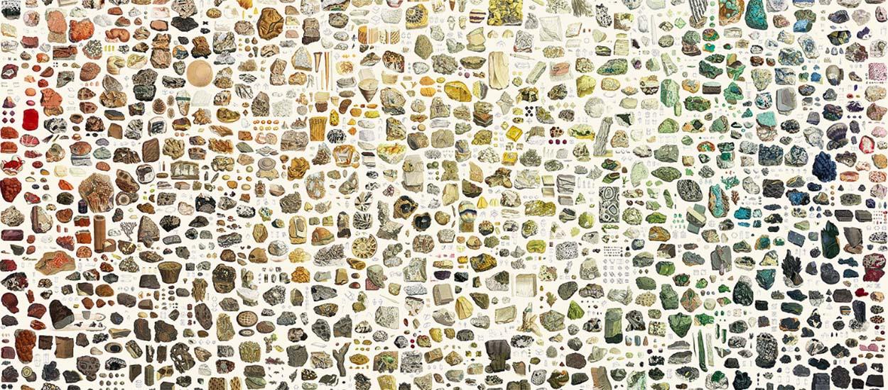Pour décorer vos murs, voici plus de 700 jolies illustrations de pierres à imprimer !