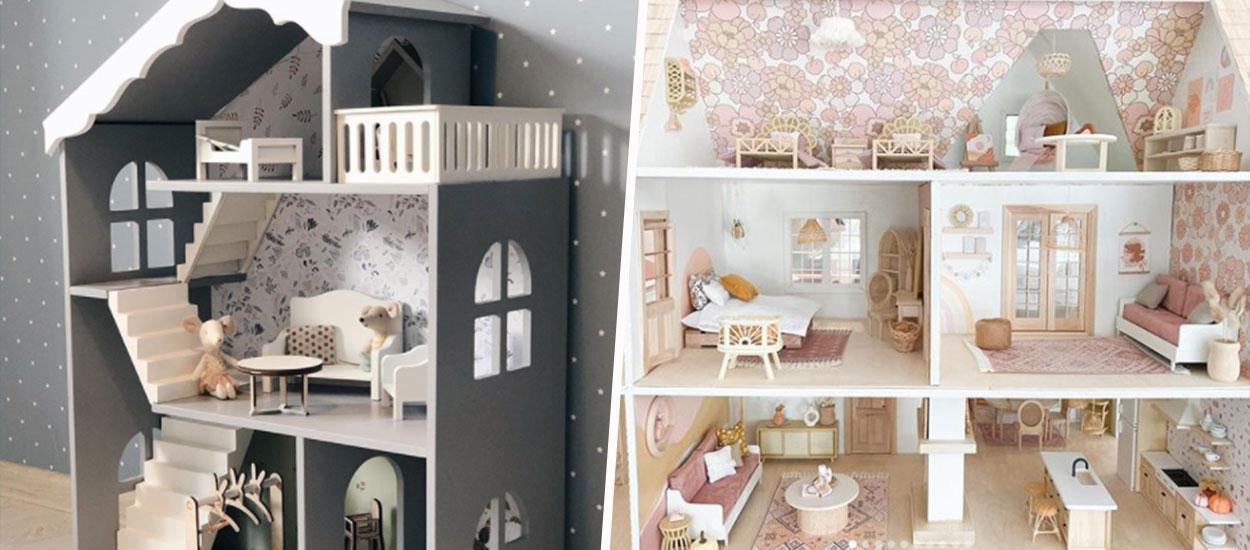 7 maisons de poupées inspirantes pour vous donner des envies miniatures