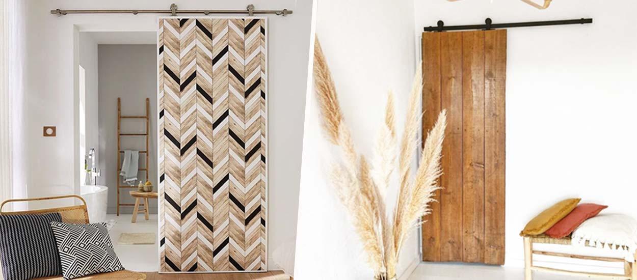 10 idées pour fabriquer une belle porte coulissante en bois