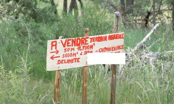 Comment trouver des terrains pas chers en France ?