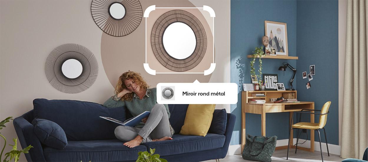 Castorama lance le Shazam de la déco, la première recherche visuelle en ligne