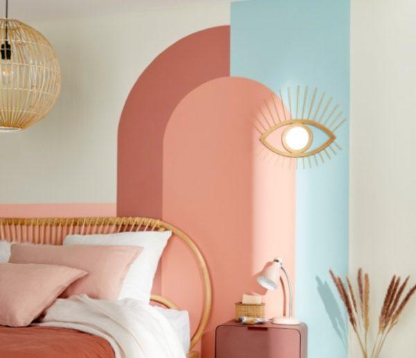 14 idées pour peindre une arche murale originale et relooker une pièce