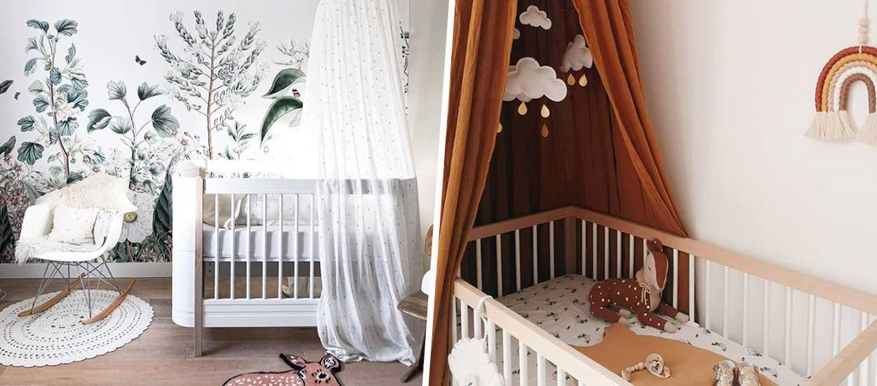 7 idées déco pour une chambre de bébé non genrée