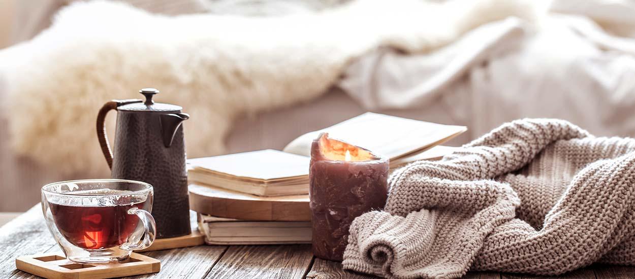 5 idées simples et efficaces pour un intérieur cocooning et chaleureux cet automne